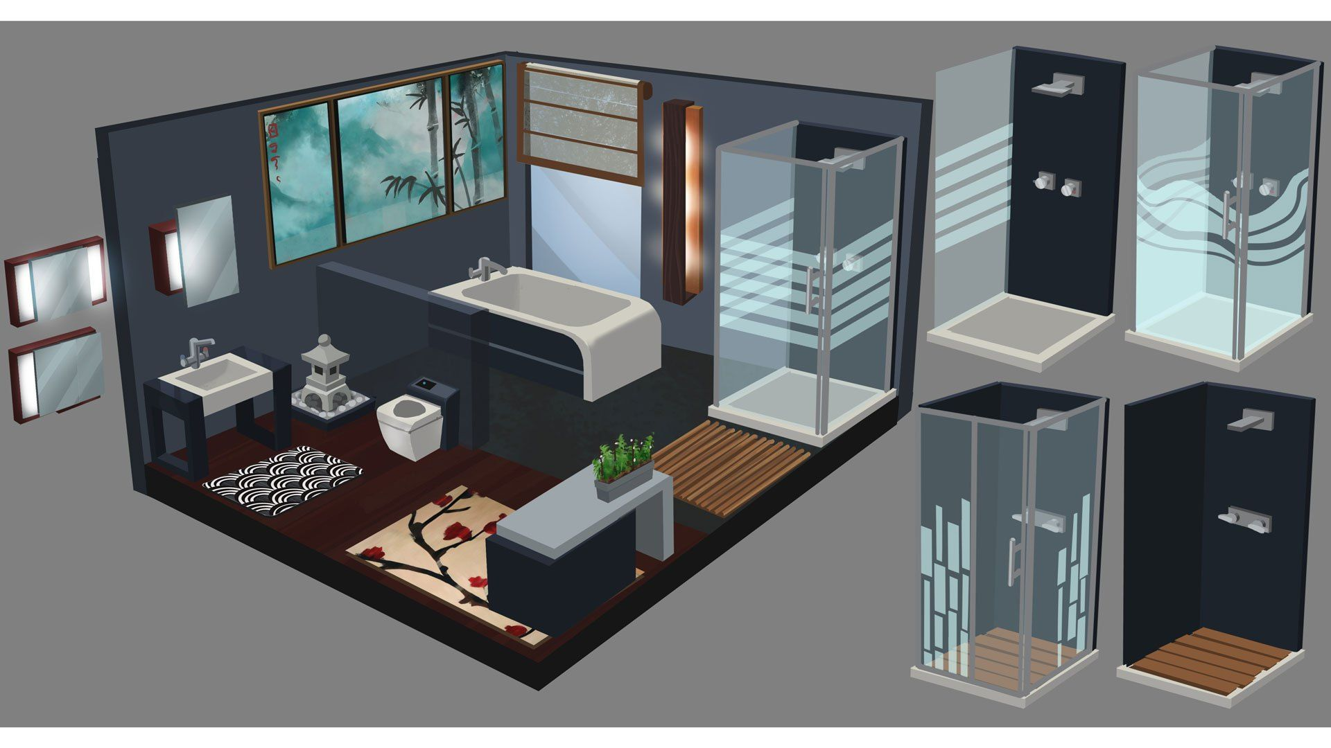 Ts4 City Living Concept Art Sims 4 House Design Tiny House Layout Sims 4 Modern House
