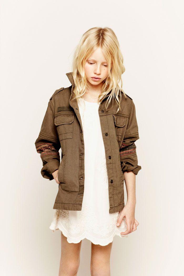 Zara Canada Kid Style Mode Fillette Mode Ados Fille