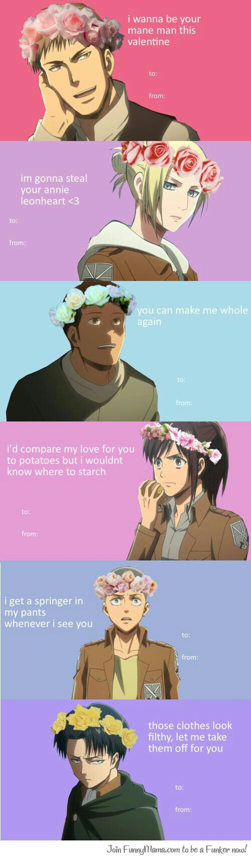 Pin by Hanji Zoe on Me Attack on titan funny, Attack on