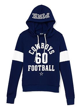 Page Not Available - Victoria s Secret. Dallas Cowboys Funnel-Neck Pullover 78e83a362
