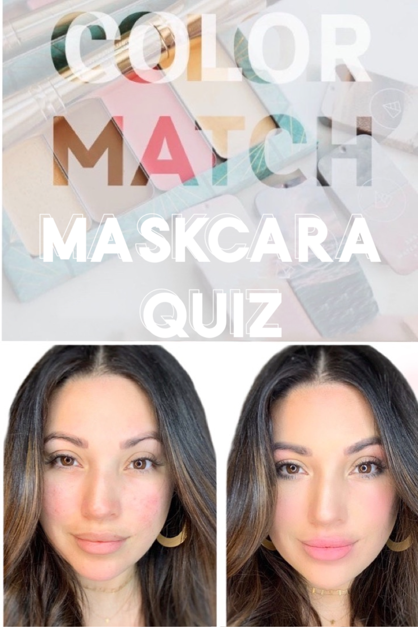 New to Maskcara? Take our 2 minute Online Maskcara Color