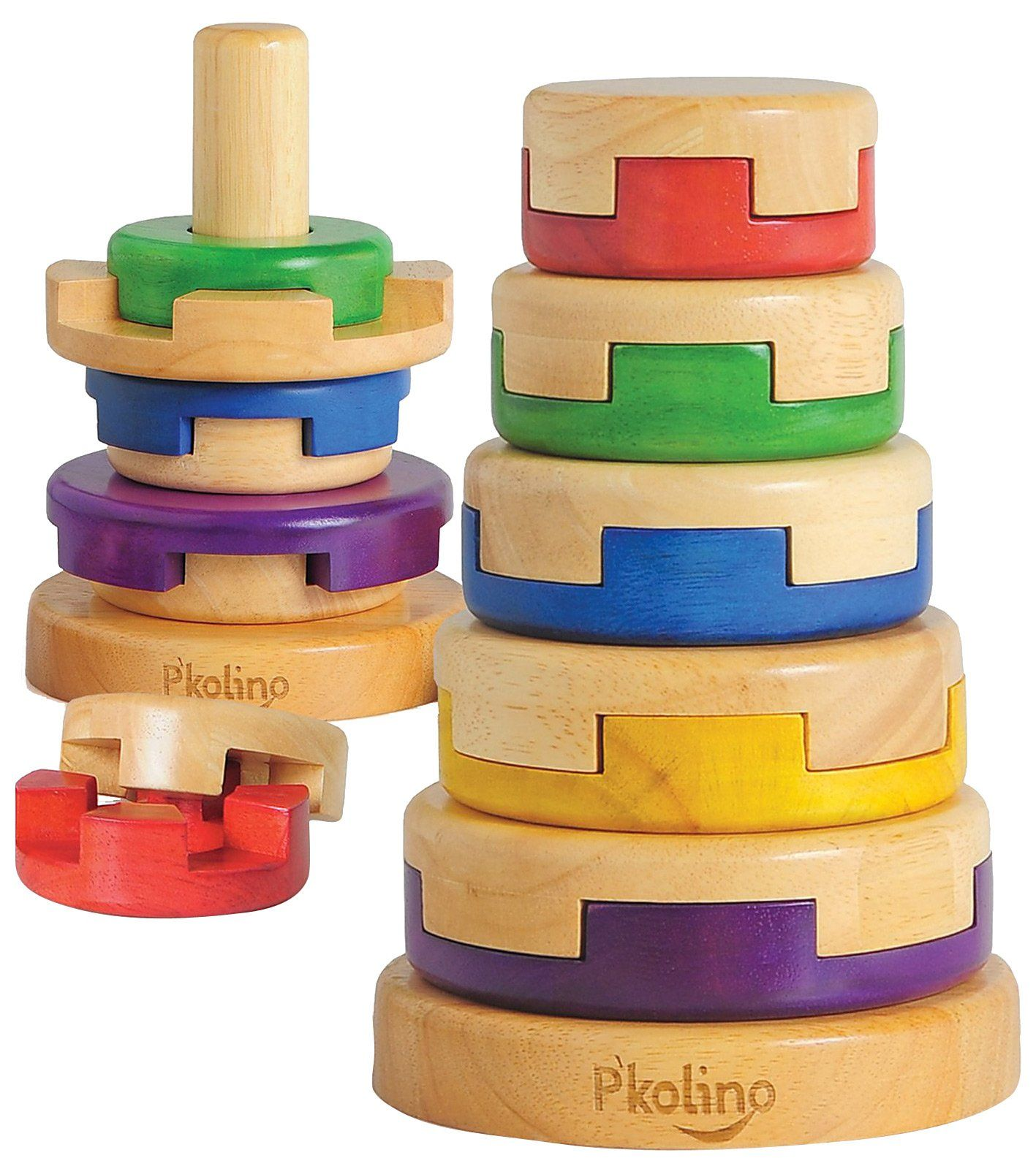 P kolino Puzzle Stacker Free Shipping