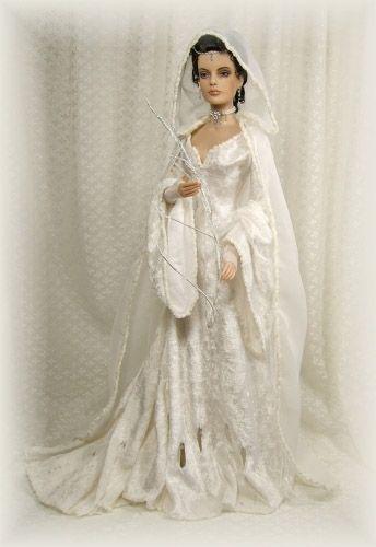 history bride dolls wedding gowns ...1...2 qw #bridedolls