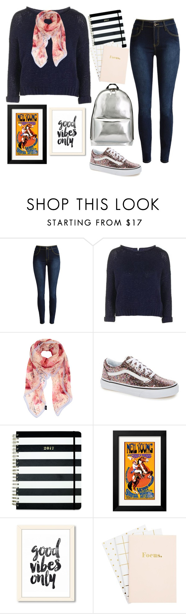 """""""Untitled #281"""" by organichild ❤ liked on Polyvore featuring Topshop, Furla, Vans, Kate Spade and 3.1 Phillip Lim"""