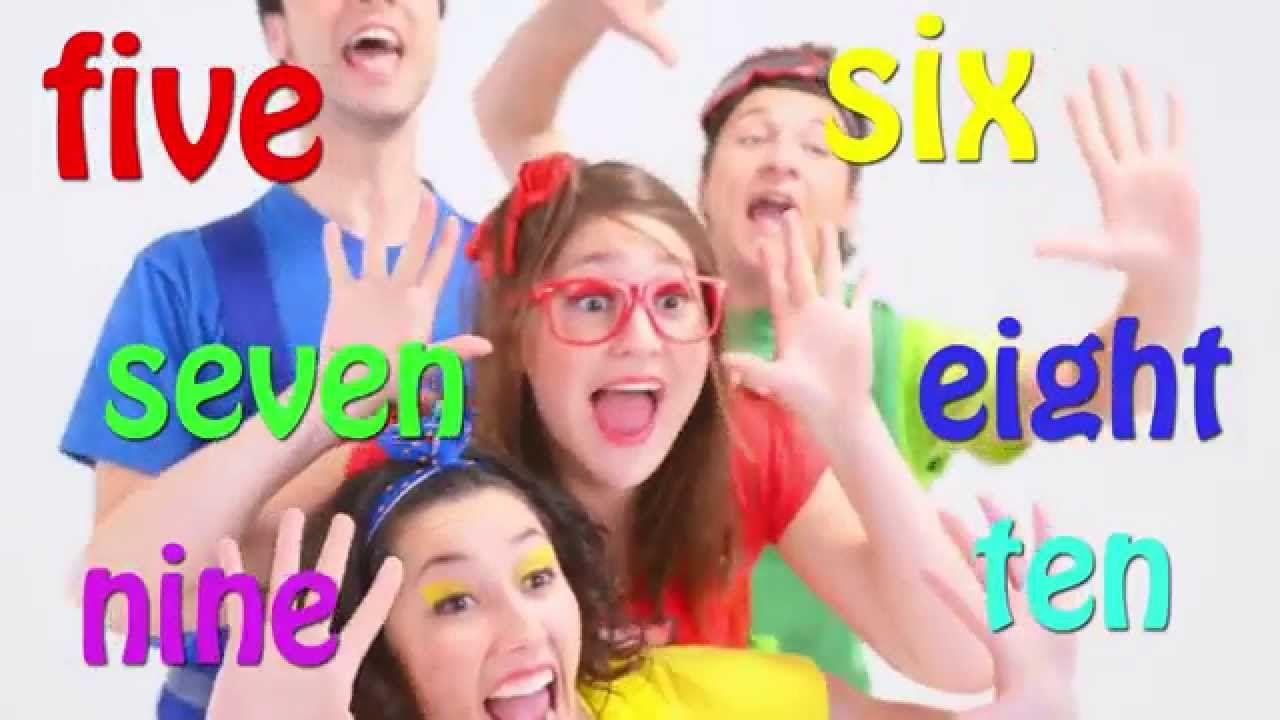 Count With Me En El Club De Cantando Aprendo A Hablar Capítulo 5 Contar En Ingles Aprender A Hablar Educacion Musical