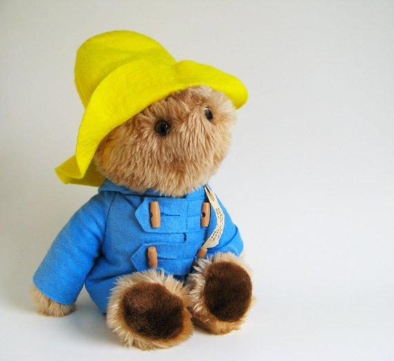 paddington bear stuffed animal # 28