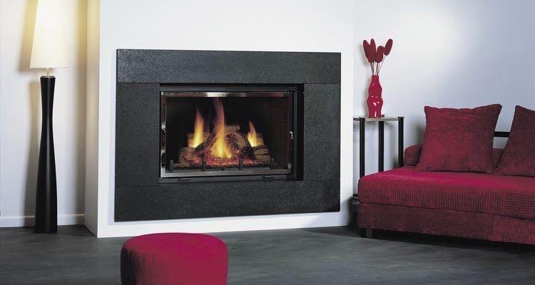 8 Interesting Wood Burning Fireplace Units Image Ideas