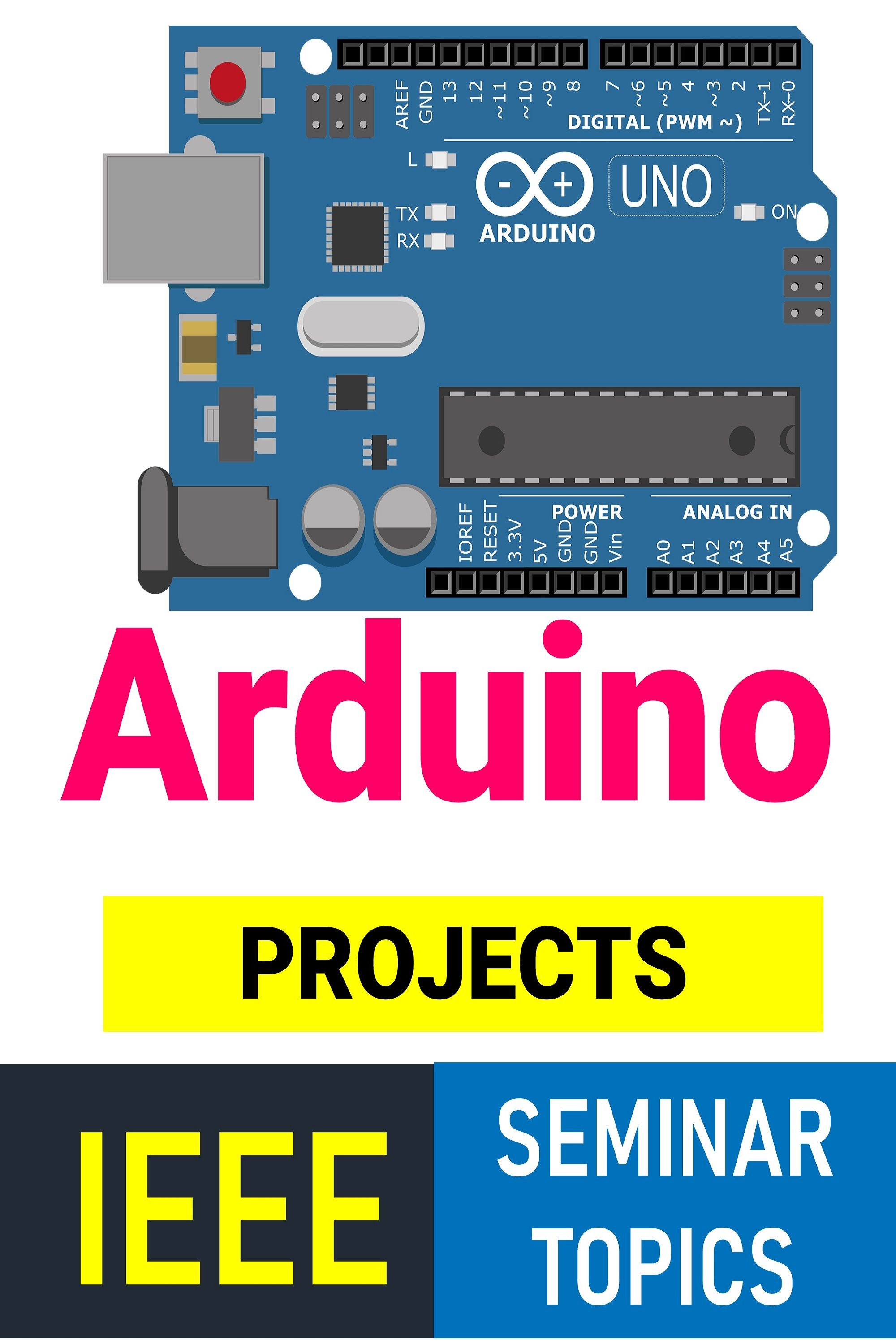 40 Ieee Papers On Arduino Projects Seminar Electronic