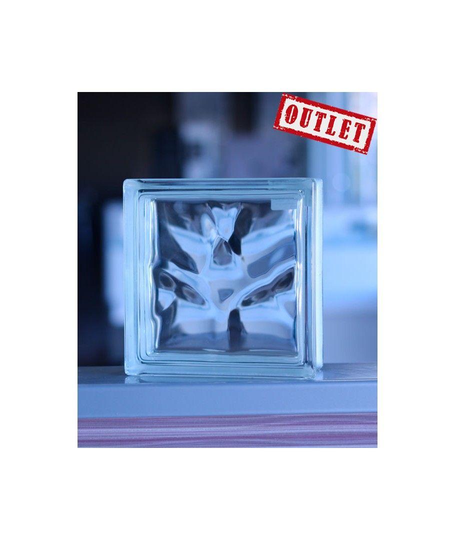 Bloque de vidrio paves transparente bloques de vidrio - Bloques de vidrio para bano ...