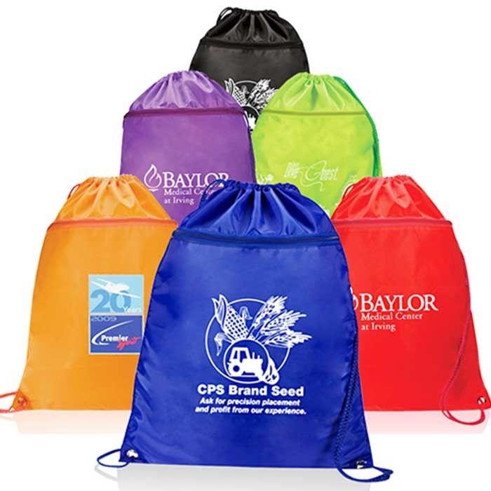 275c001b6144 Add a custom design or logo to the Uno Drawstring Bag