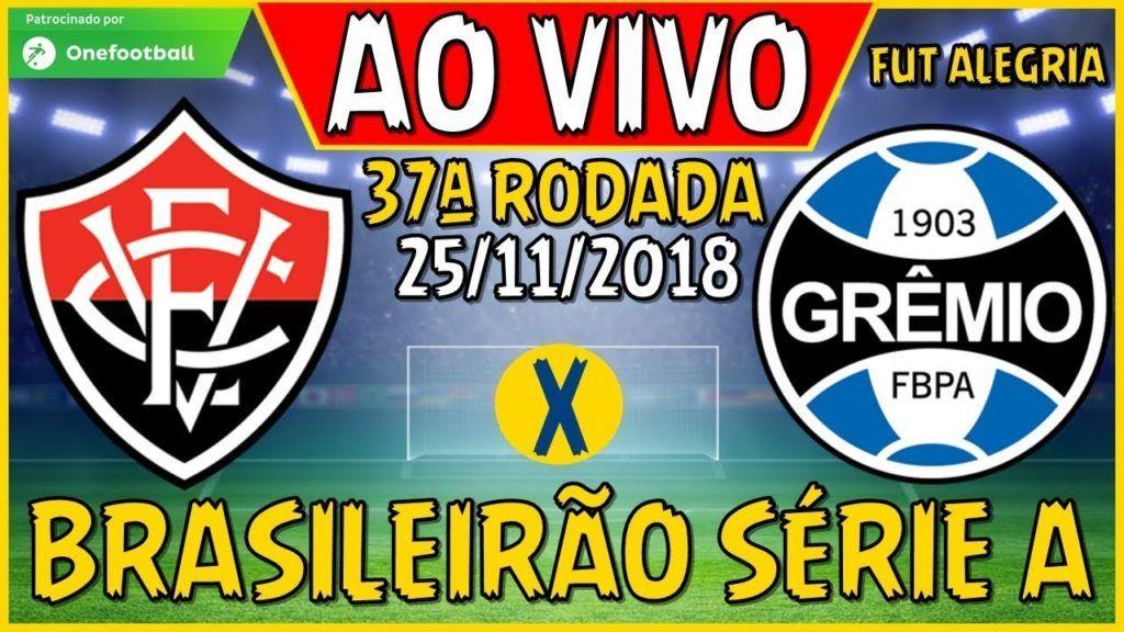 Vitória x Grêmio Narração Online  6f497ecdaafca