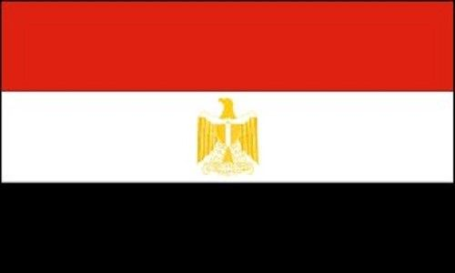 3x5 Egypt Flag Egyptian Banner Country Pennant Indoor Outdoor New Grey Egyptian Flag Egypt Flag Flag Banners