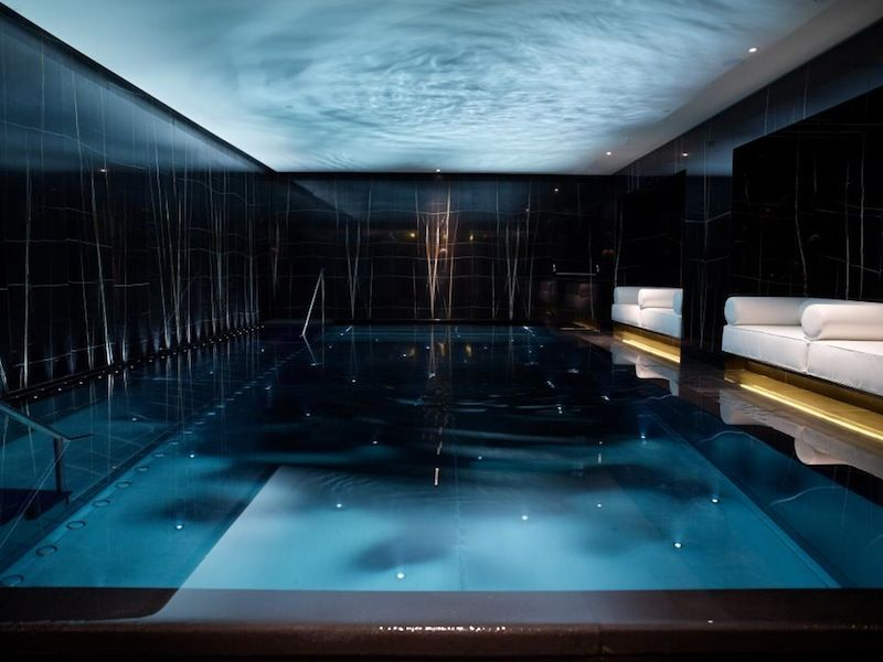 Luxury In London Review Of The Corinthia Hotel London Corinthia Hotel London Indoor Pool Design Corinthia Hotel