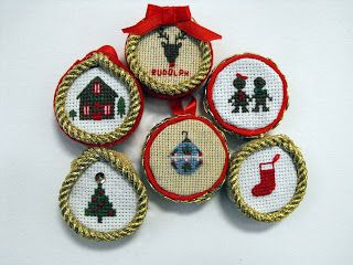 Tutorial: Mini Embroidery hoops from Milk Bottle Tops - More Button Art