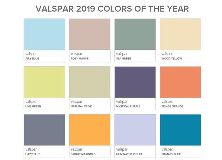 valspar 2019 colors  bedroom paint colors bright paint
