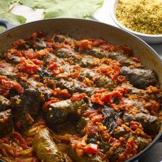 Lamm, Tomaten und süßen Gewürzen