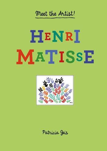 Henri Matisse: Meet the Artist!