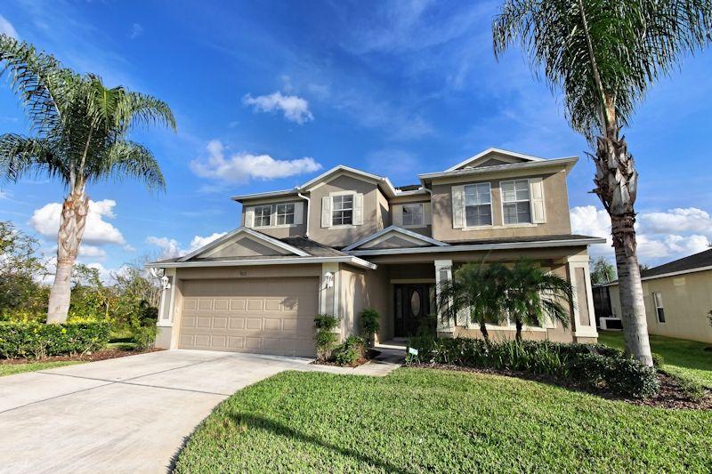 ALDER HOUSE; 5 Bedroom Home with 3 Master Suites Orlando