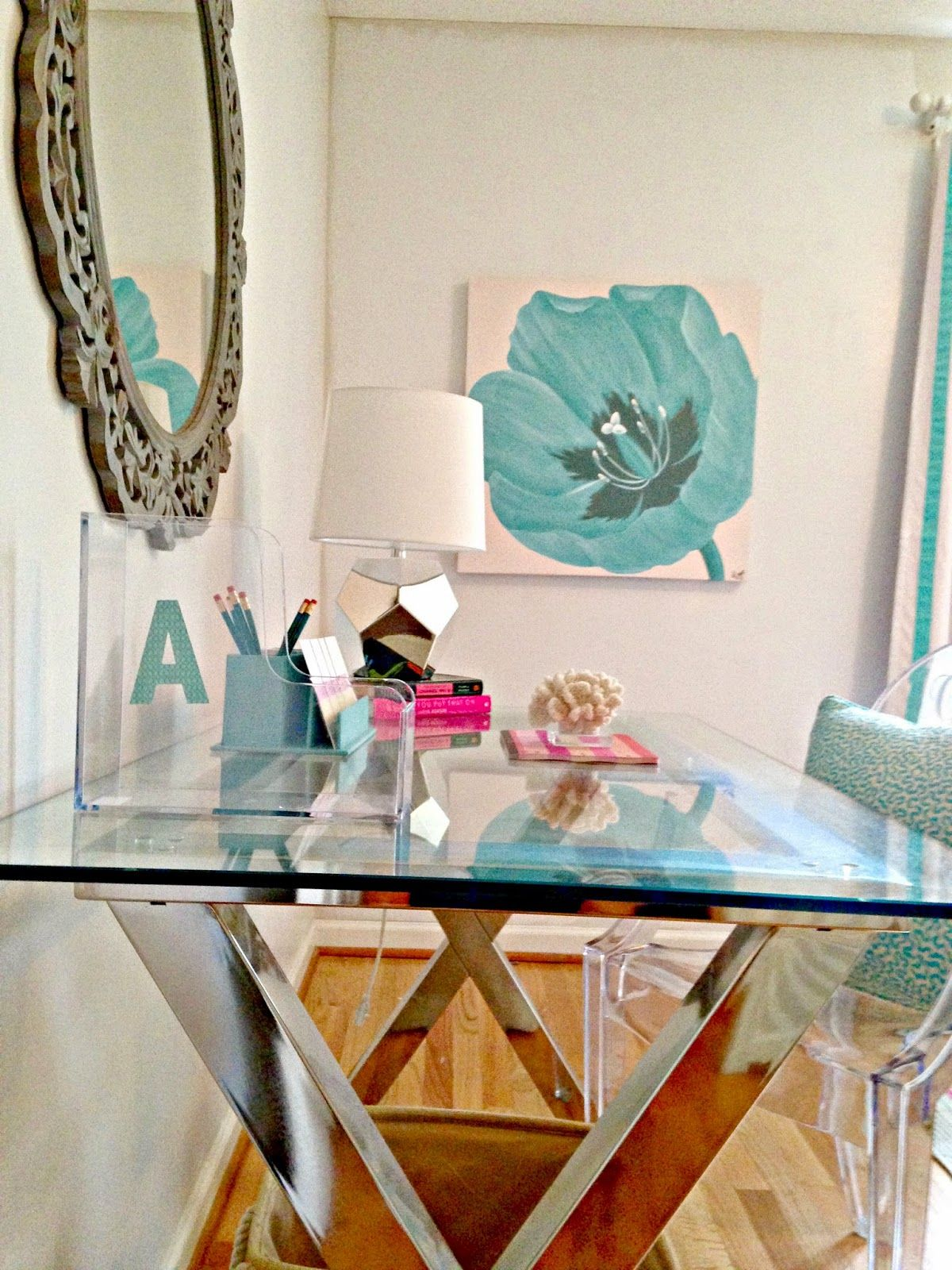 House of Turquoise: Guest Blogger: Stephanie Kraus Designs