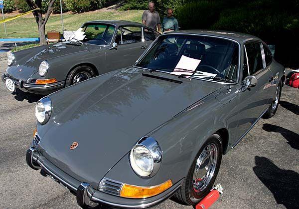 Steve Mcqueen Grey Paint Color Porsche 912 Porsche Classic Porsche