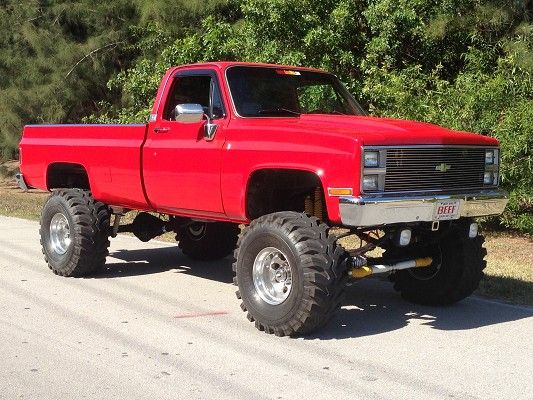 1983 chevrolet k20 15 000 possible trade 100570606 custom lifted truck classifieds lifted. Black Bedroom Furniture Sets. Home Design Ideas