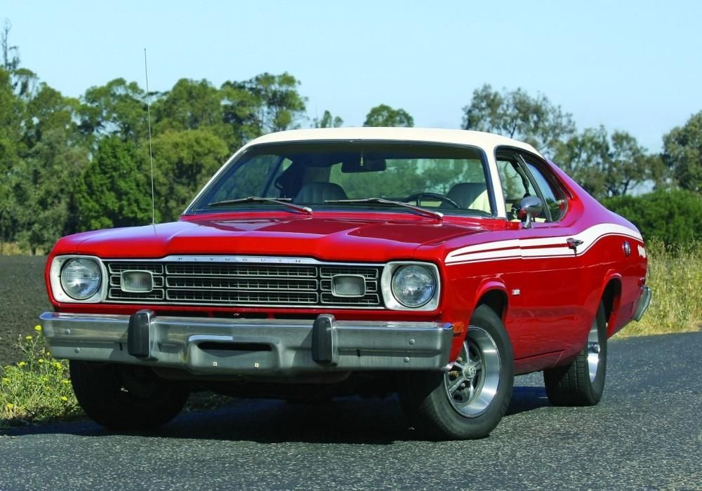 Dependable Duster 1974 Plymouth Duster Plymouth Duster Plymouth Muscle Cars Muscle Cars