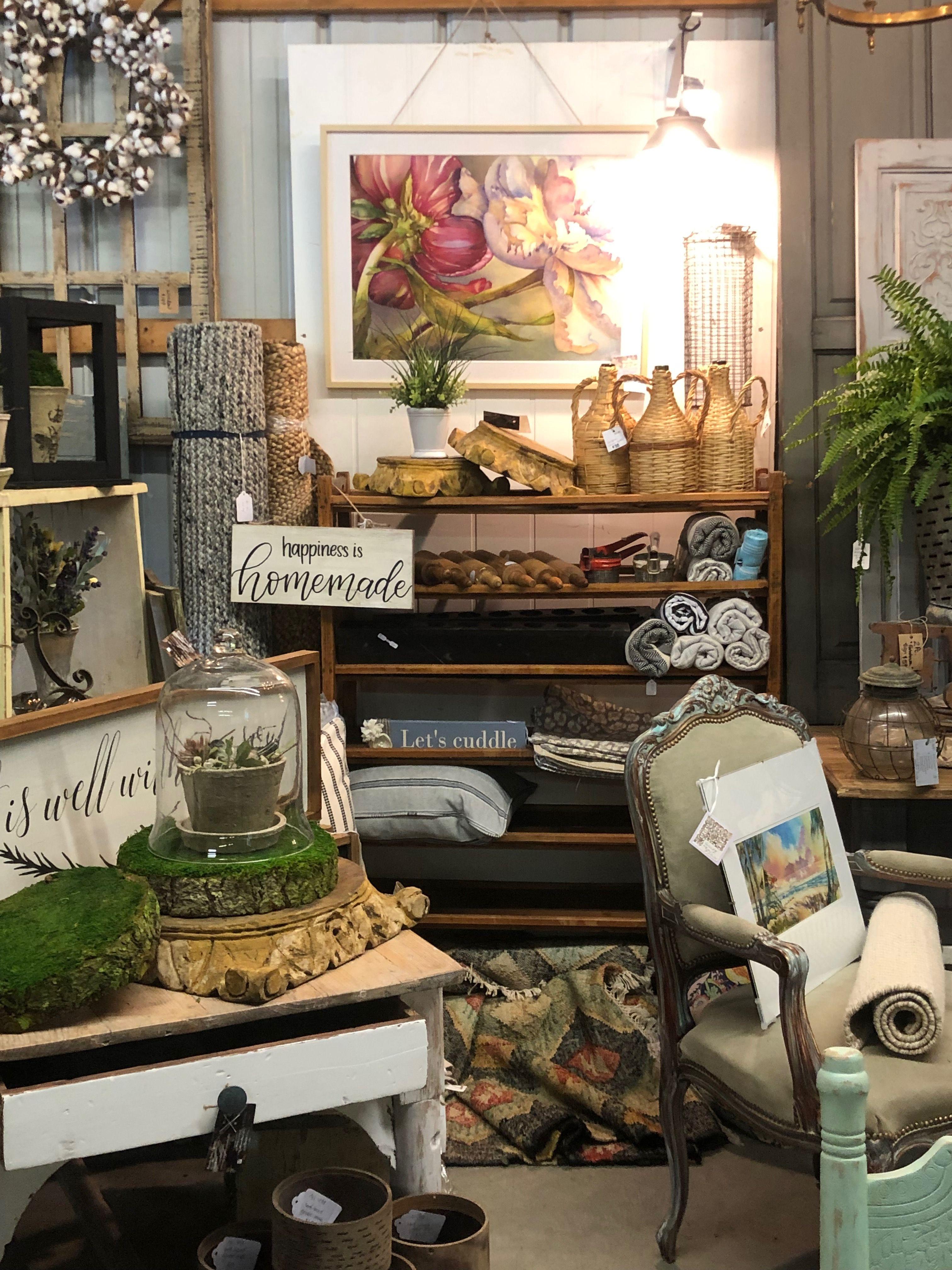 Home Vintage Display American Decor Artisan