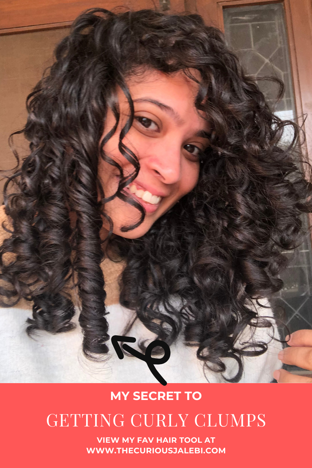 Denman Brush - My New Styling Essential For Curly Hair in 2020 | Long natural curly hair, Curly ...