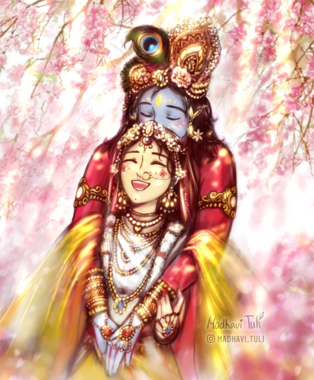 Image May Contain 2 People In 2020 Krishna Pictures Radha