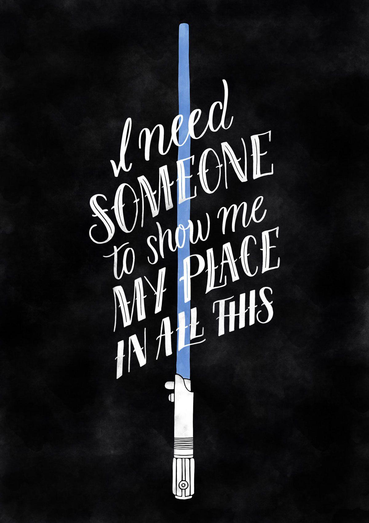 Pin By Chloe Kipling On Star Wars Star Wars Quotes Star Wars
