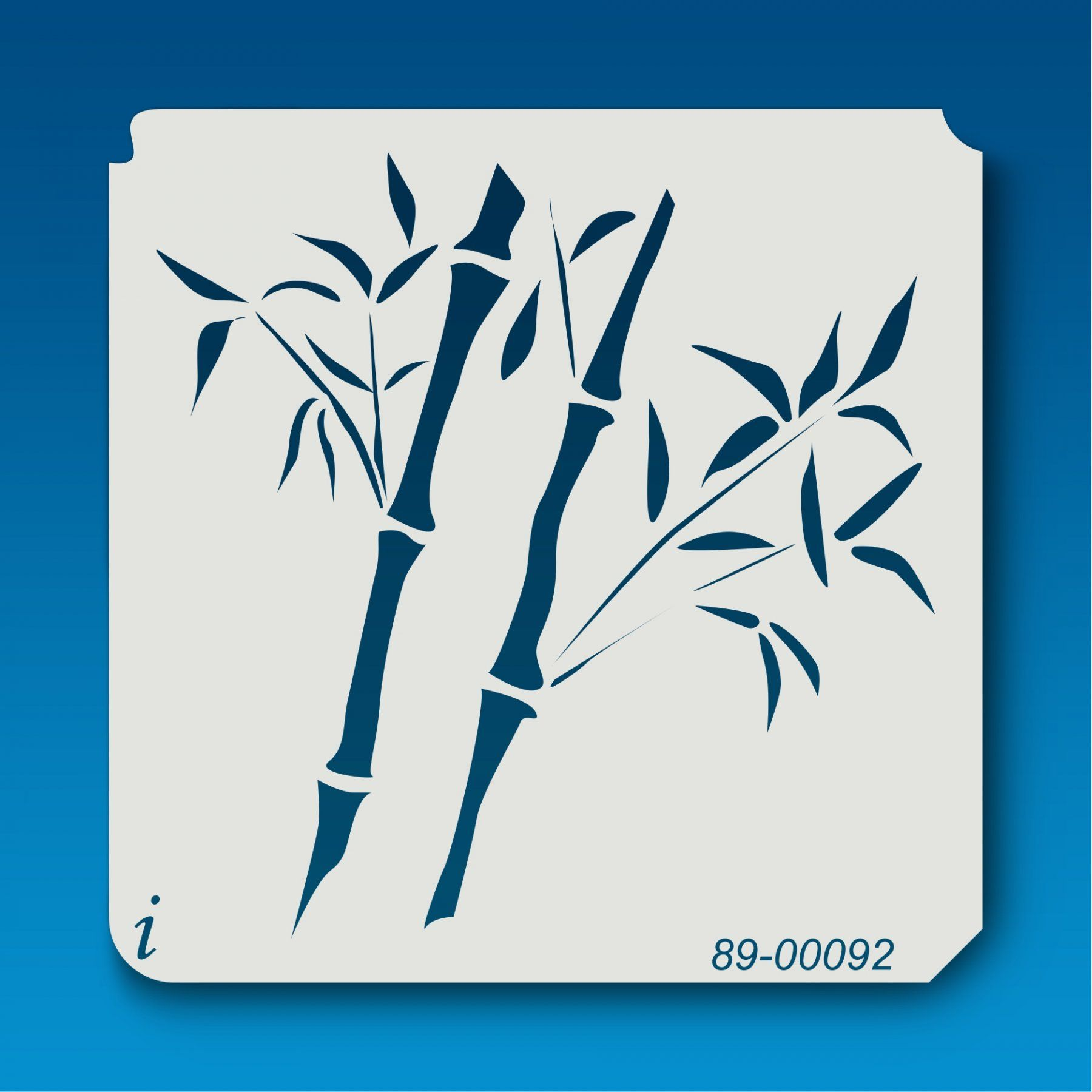 89 00092 bamboo flower stencil patio wall pinterest flower amipublicfo Images