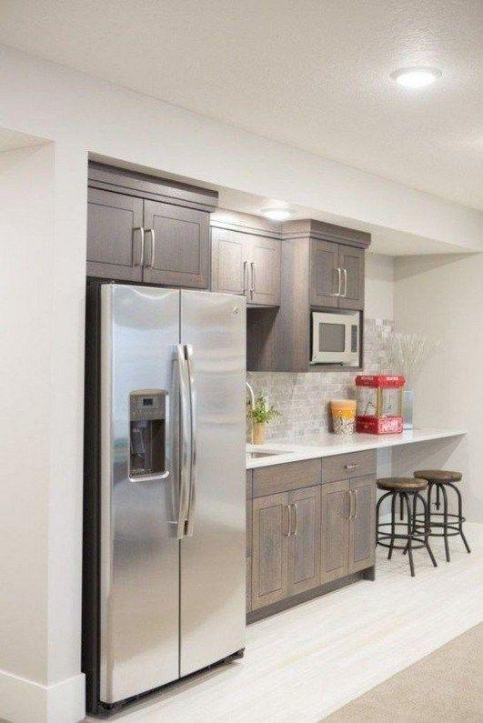77 Small Basement Apartment Decorating Ideas | ekawer.com ...