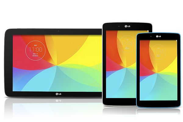 G Pad 7.0, 8.0 e 10.1: in arrivo i nuovi tablet Android di LG. #tablet #GPad #LG #Android