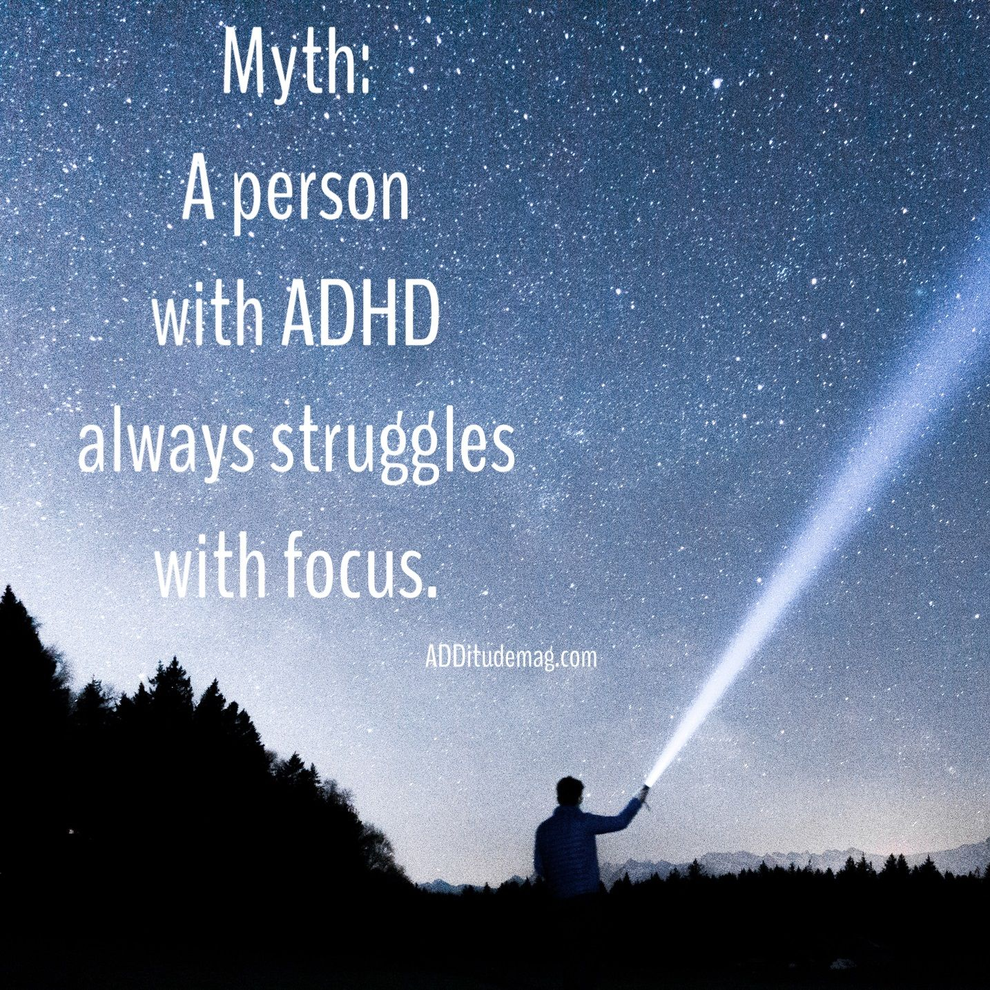 In The Shadow Of A Stereotype New Facts About Adhd Adhd Early