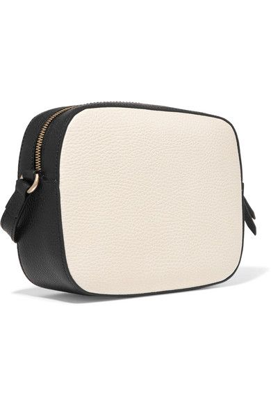 ae5ad310aff Gucci - Soho Disco Textured-leather Shoulder Bag - White - one size ...