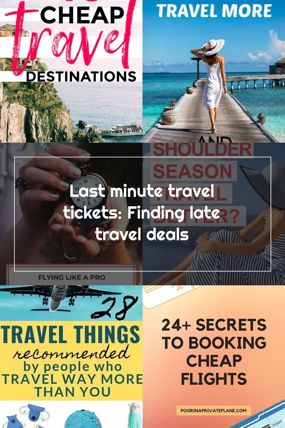 Searching for last minute travel deals? In this travel blog post you'll learn travel tips to save money through last minute tickets. Uncover travel hacks to save on last-minute travel and find out how to become a flexible traveler who is ready to pack their bags and fly out in no time. Flights aren't that hard to secure in a short time frame, and last minute travel can save you tons of money in the long run. So take advantage of it! #travelbunny #lastminute #traveltips #travelhacks #traveldeals