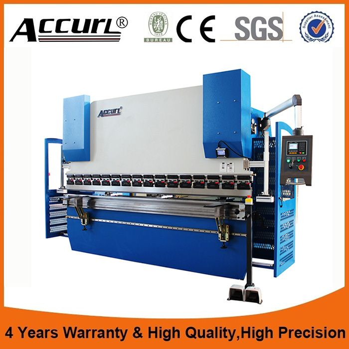 Accurl Newest Hydraulic Homemade Making Electrical Cabinet Bending Machine For Wc67y 80 3200 Hydraulic Press Brake Press Brake Press Brake Machine