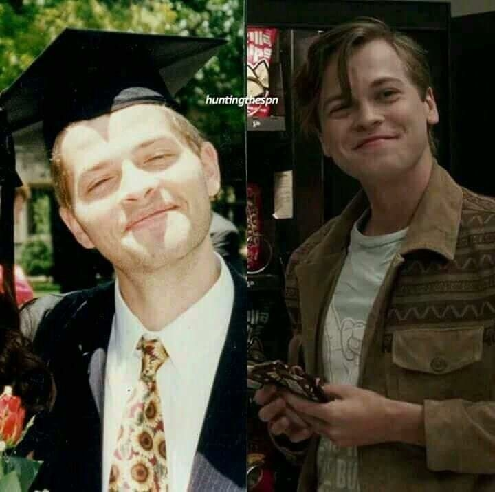They look so much alike s jack on supernatural supernatual they look so much alike s jack on supernatural ccuart Gallery