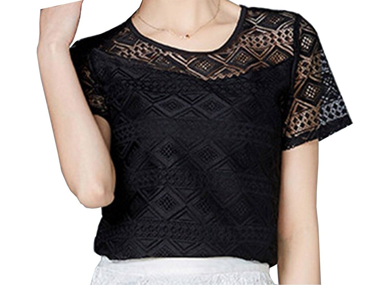 276b599ec44ab3 Womens Petite Shirts And Blouses Clothing – EDGE Engineering and ...