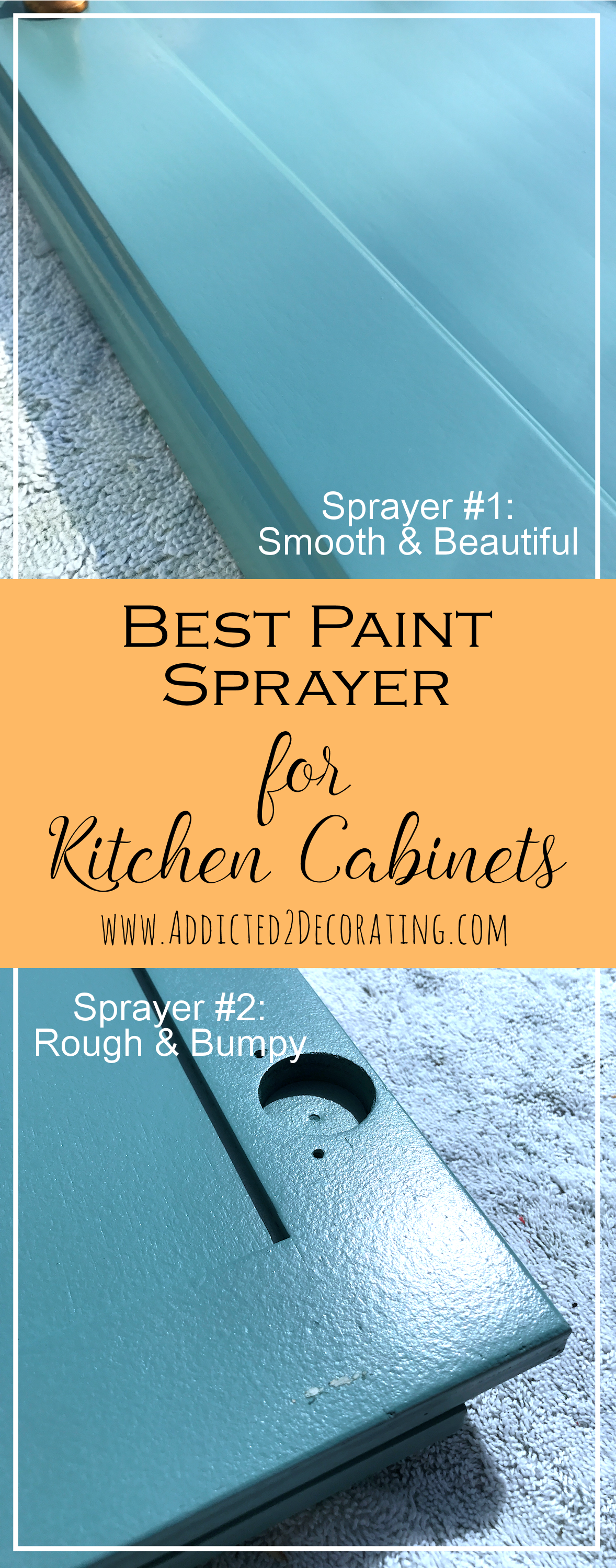The Best Paint Sprayer For Kitchen Cabinets (Plus Tips On Getting A ...