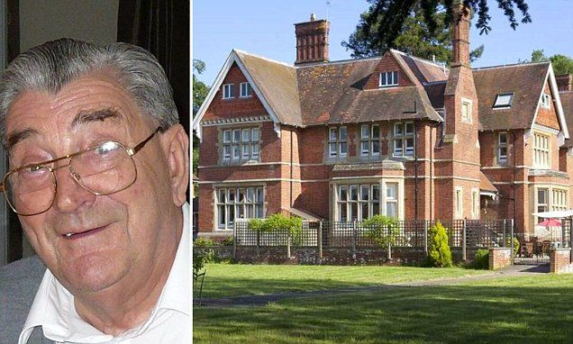 Grandfather, 89, 'was so neglected he had maggots living in his foot'