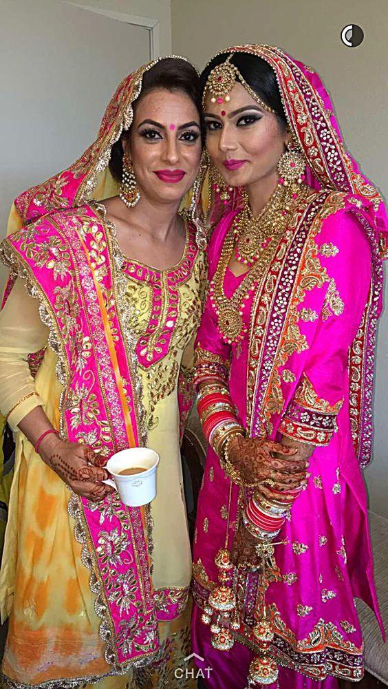 bridal salwar suit punjabi salwar suit suit for wedding wedding ...