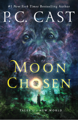 Moon Chosen by P.C. Cast Fantasy books, It cast, Books