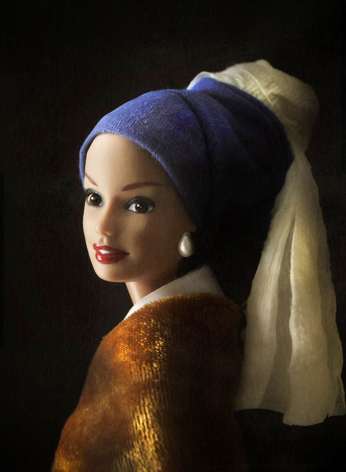After Vermeer (With images) Girl with pearl earring, Art