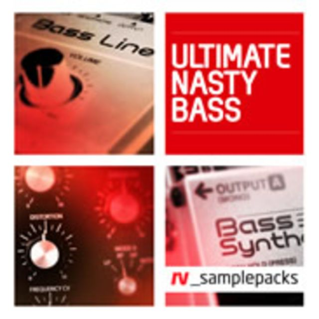 Ultimate Nasty Bass from Loopmasters