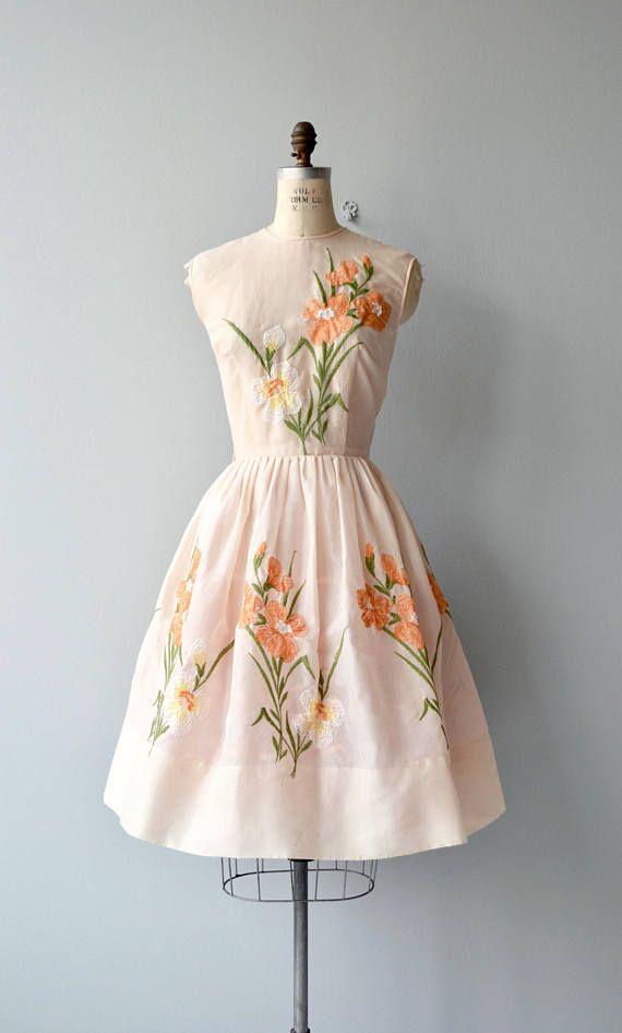 07210e9d12aa Gladiola dress