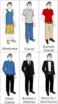 4653cc80c8 Example - Men s Contemporary Business Casual