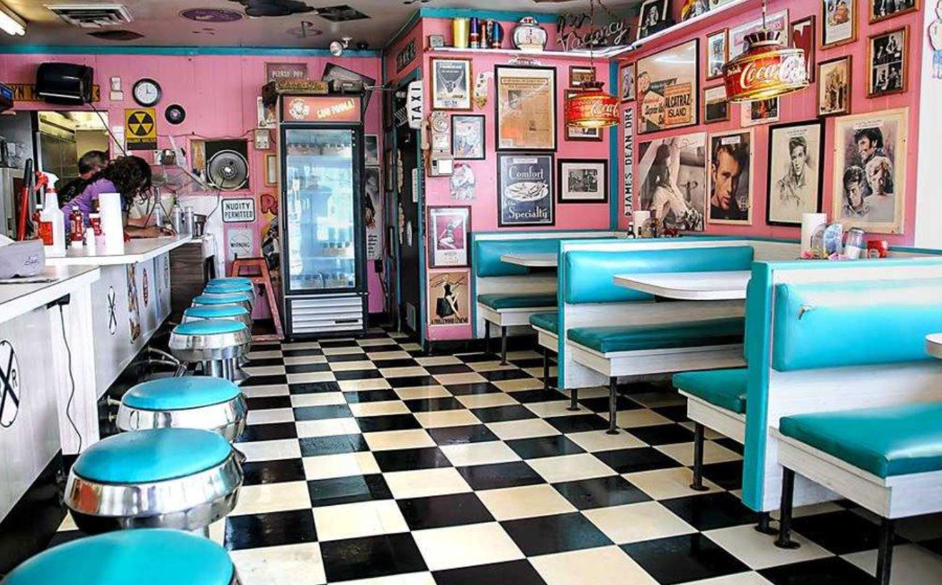 You'll fall in love with this nostalgic eatery.