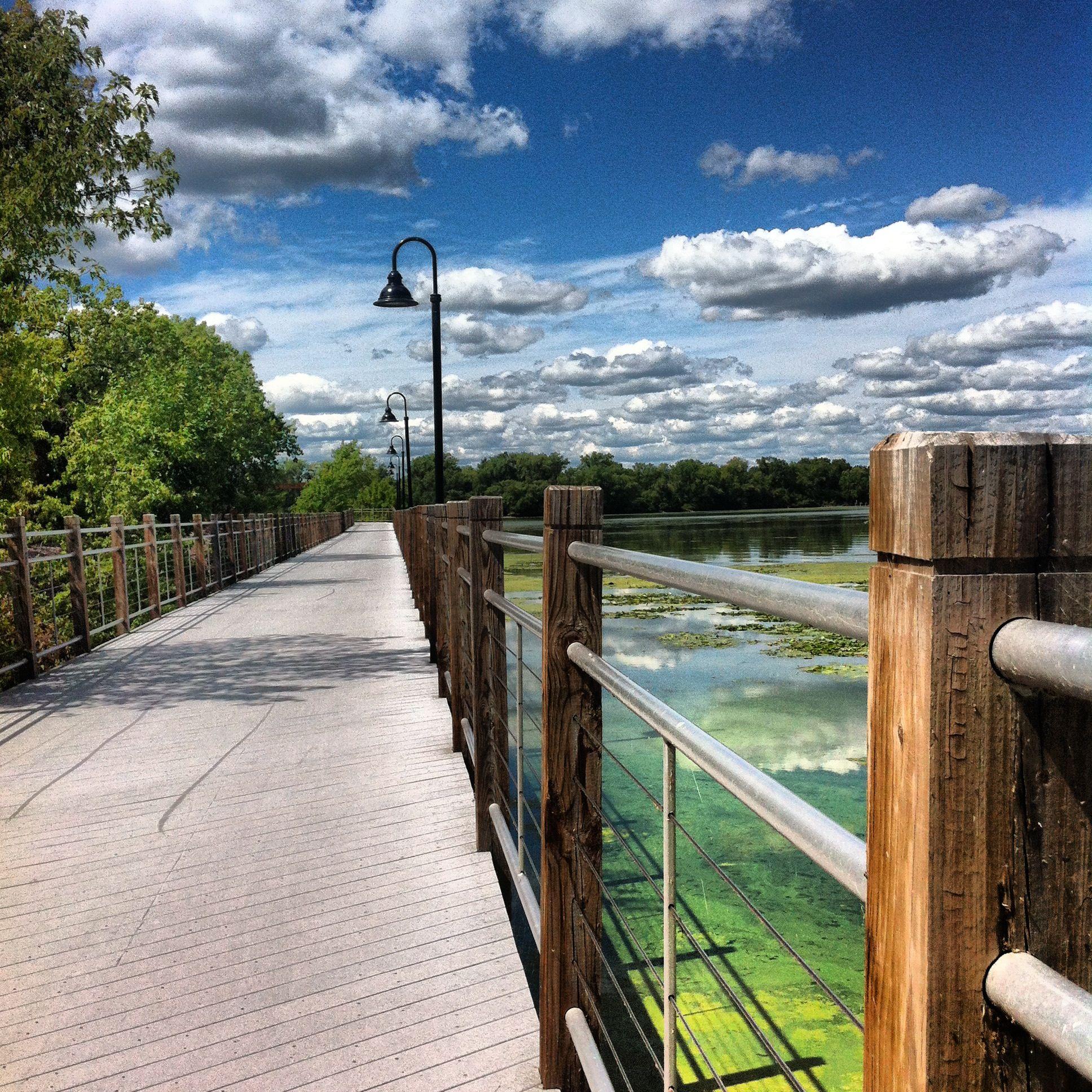 Friendship Trail In Appleton Wi Appleton County Park Wonderful Places