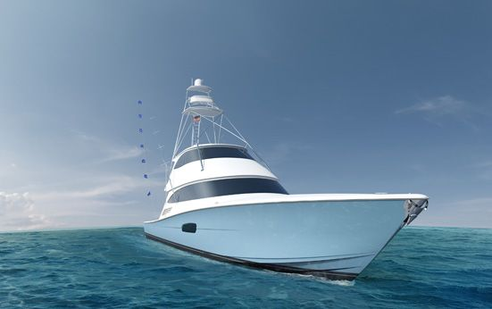 A Collection Of The Worlds Largest Sport Fishing Yachts